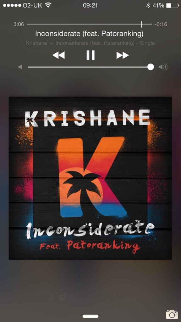 Monday morninG VIBEZ!!! Love this tune! *DancingaroundInTheCar* https://t.co/BtYm3NG1Hf