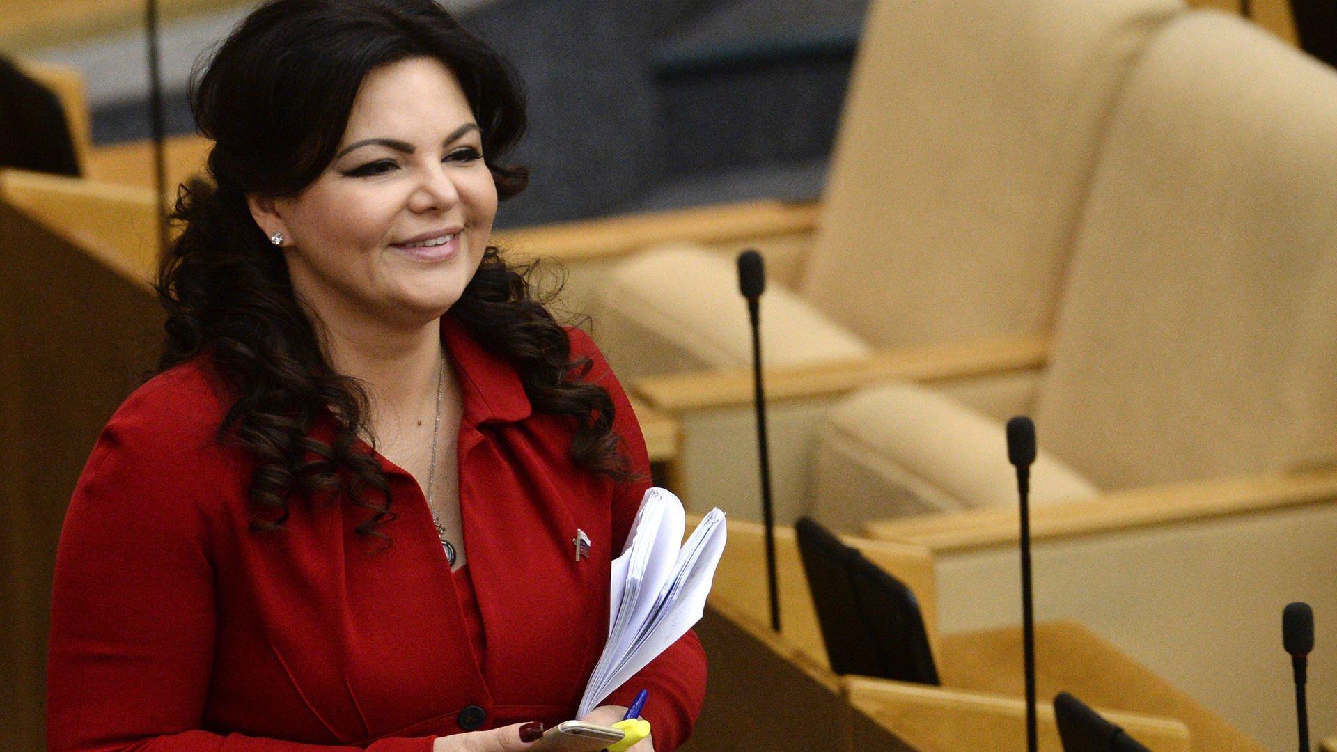 Депутат елена николаева семья фото
