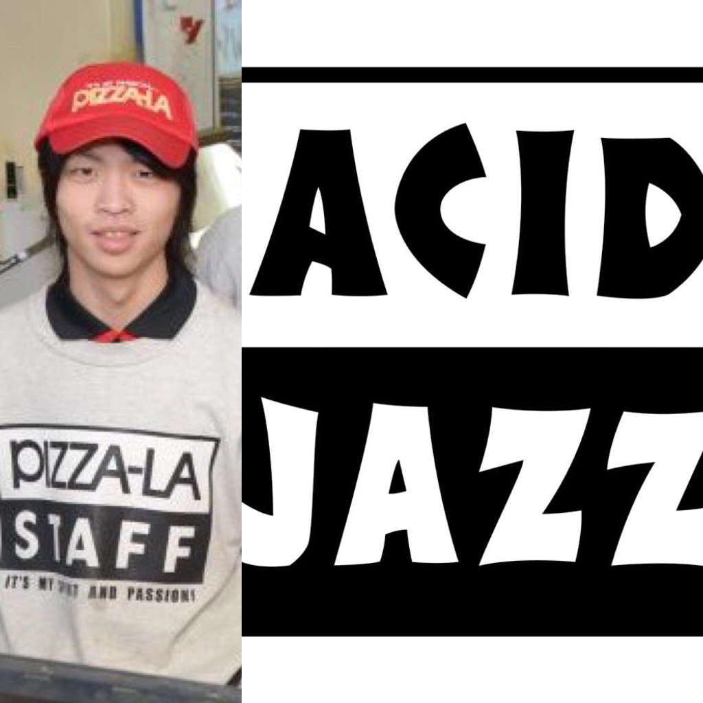 ピザーラとACID JAZZの共通点 https://t.co/gHoEnrjkcv