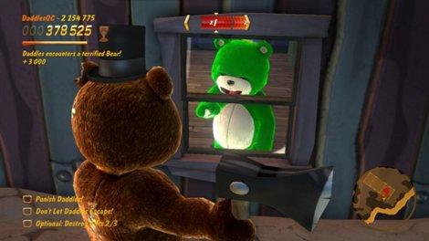 Empezamos con el 1: Naughty bear (PS3). Una idea muy mal aprovechada con un nivel técnico absolutamente deficiente https://t.co/yawhw1dlrn