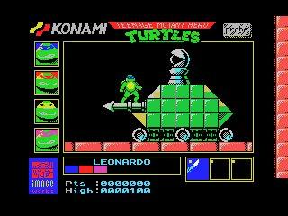 8-Las Tortugas Ninja (MSX) A todos nos han colado más de una mierda con licencia. Y en los 90 las TNMT lo petaban https://t.co/aTmgBlUxhV
