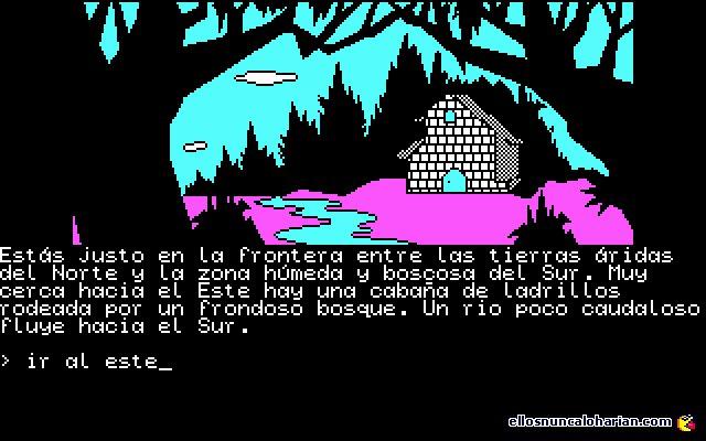 11-La Aventura Original (MSX) El primer mundo de fantasía en el que una tortilla nos acompaña durante la aventura https://t.co/W3z0DJ0teI