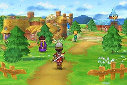 17-Dragon Quest IX (NDS) Otro caso de MMORPG single player con un sistema de experiencia demencial https://t.co/D4m2XKIg2f