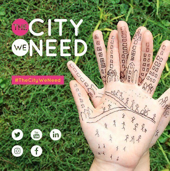 What is #TheCityWeNeed in the 21st Century? 7847 #UrbanThinkers have asked this question, … https://t.co/F6Qhfm734a https://t.co/KfR8j89t5M