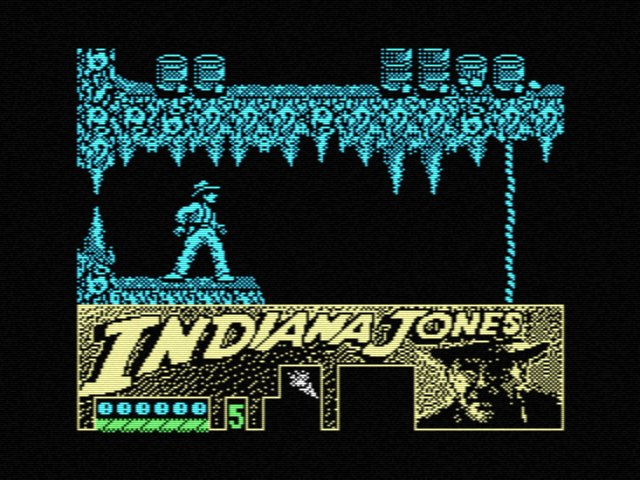 19-Indiana Jones y la última cruzada (MSX) No confundir con la av. gráfica. Si no hay nostalgia por él es por algo https://t.co/6OWrATQNgx