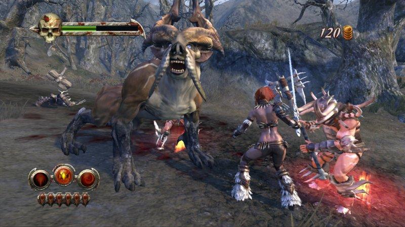 23-Golden Axe Beast Rider (PS3) El último clavo del ataúd de la saga Golden Axe https://t.co/yJ718vNeTU