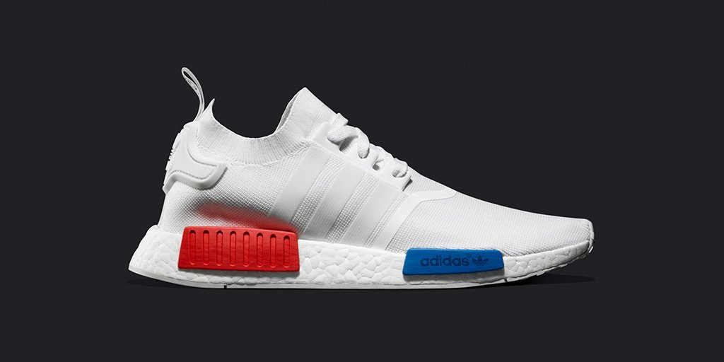 Adidas NMD XR1 PK 'TRIPLE WHITE' BB3684 MEN