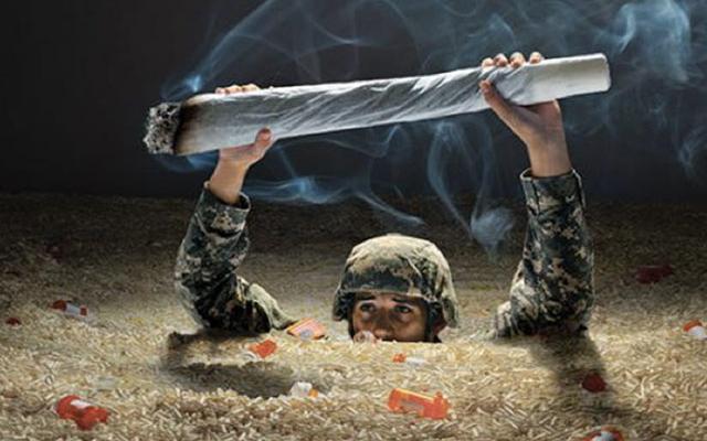 Congress Finally Approves Medical Marijuana for Veterans