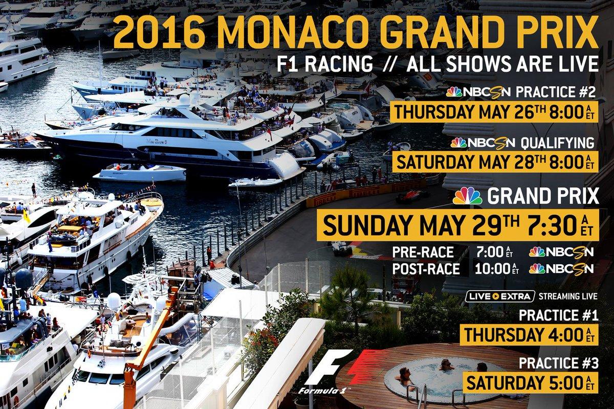 2016 monaco grand prix racing forums. Black Bedroom Furniture Sets. Home Design Ideas