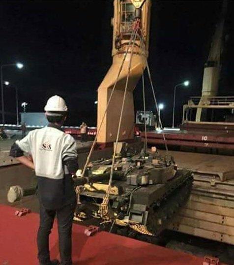 تايلاند تشتري دبابات صينية CjJFdMIVAAAJqf6