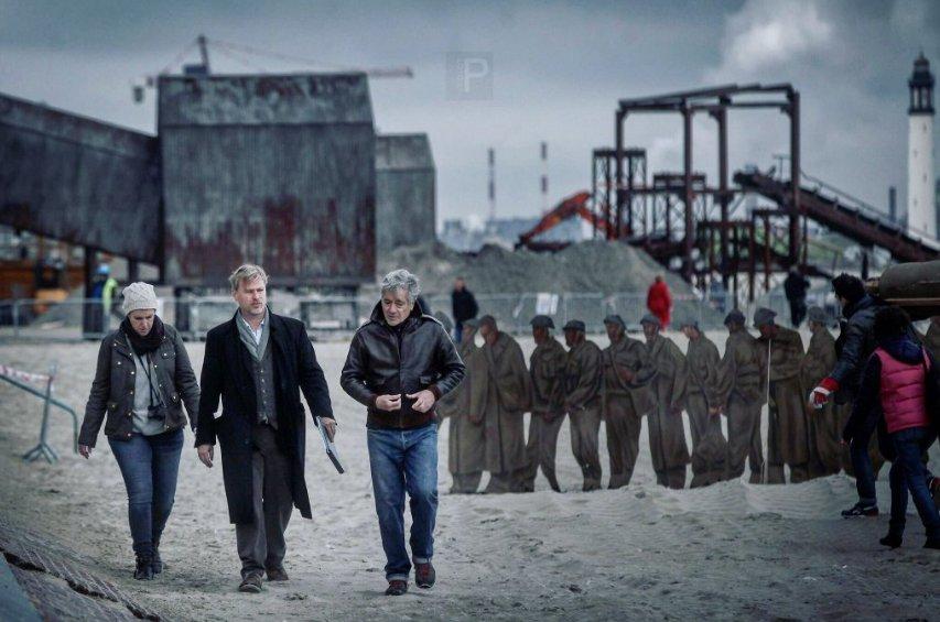 Christopher Nolan's Dunkirk Set Photos 14