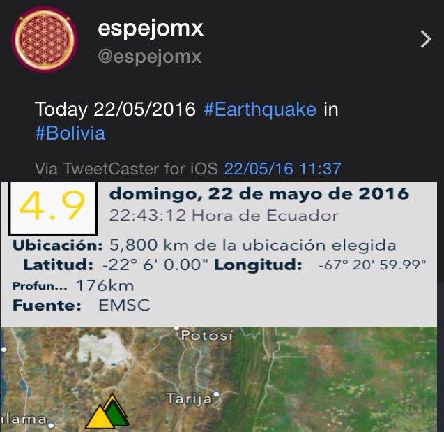 espejomx Earthquake Forecasting & Prediction Oracle