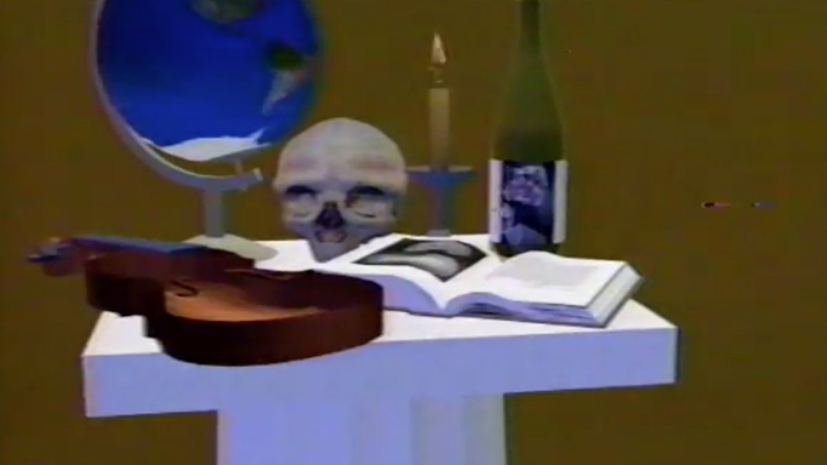 VR music videos from the '90s were amazing