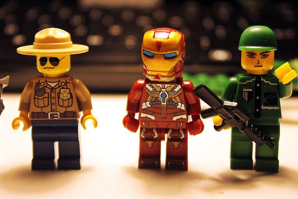 I diseducativi Mattoncini Lego