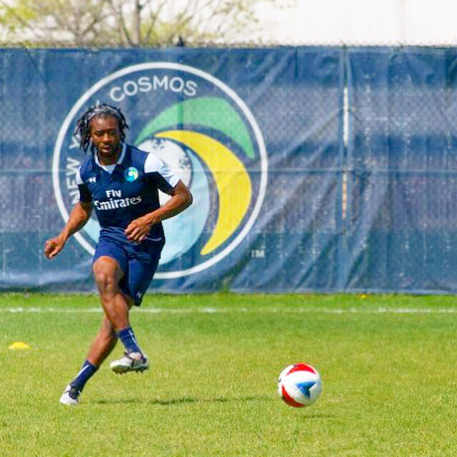 Thanks to the @NYCosmos for welcoming me to the club and to the fans for the support during my time here. https://t.co/hz5KFBYdTi