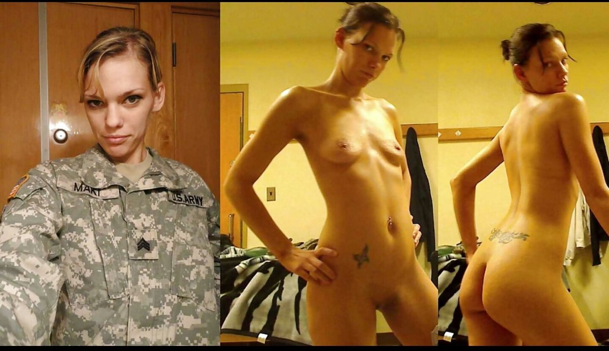 army girls nude