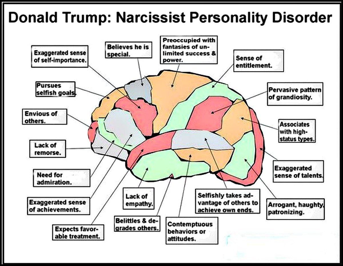 Image result for trump's empathy gene