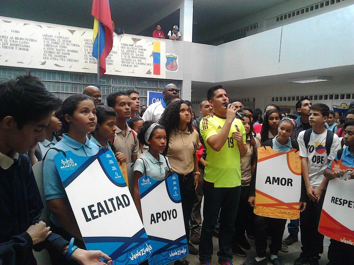 Feria Juventud 2016 se desarrollará en 80 liceos de Venezuela