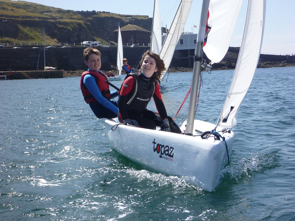 RYA lobbies for sailing & windsurfing to be reinstated on the GCSE PE activity list https://t.co/l2u9GB6WqM