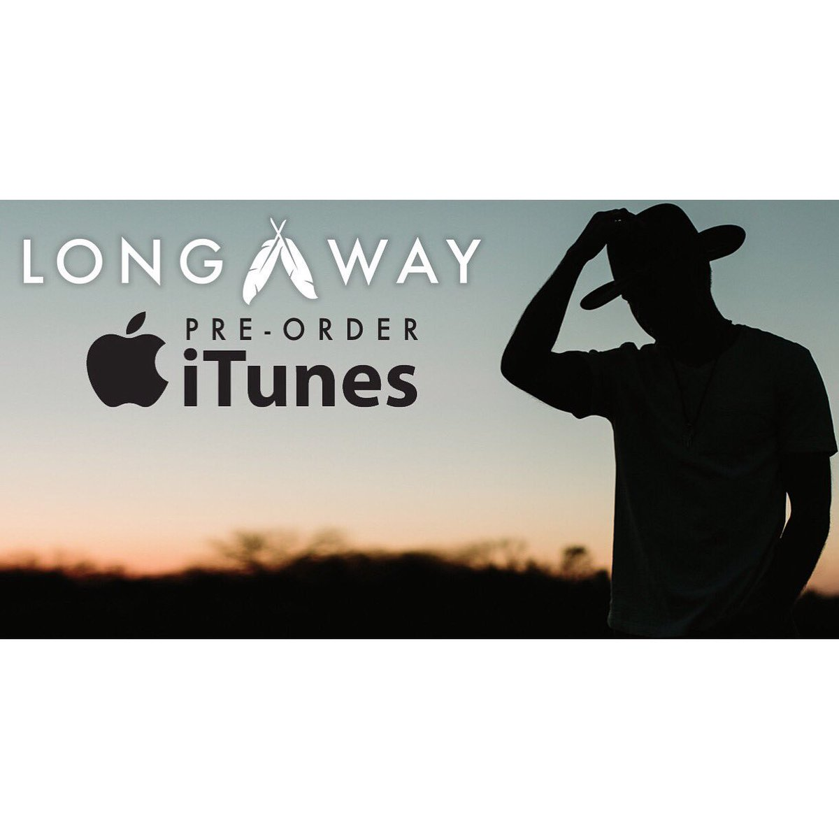 5 DAYS!  Wrote hundreds. Recorded the best.  Available for pre-order @itunes :  https://t.co/qcbP7I85OB  #LongWayEP https://t.co/6z3E8fRPm3