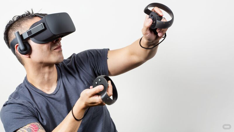 Oculus Rift update designed to remove Vive compatibility backfires, enables full-scale piracy