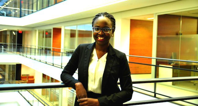 Going to McKinsey! Congrats to Yale SOM's Fona Osunloye, a best & brightest graduating MBA https://t.co/3B8PmDGC5D https://t.co/GZ3hpC22vB