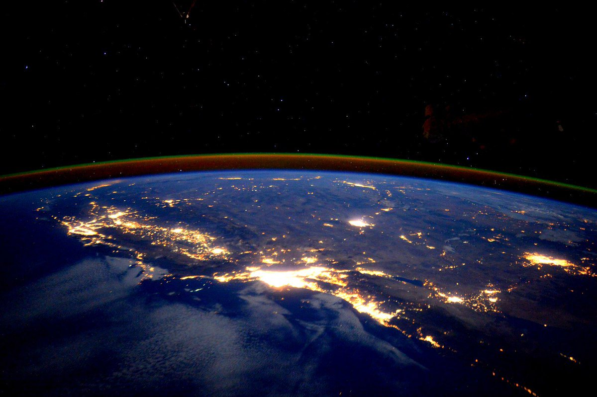 #California is unarguably beautiful from space. Been enjoying its spoils here on Earth last couple days.