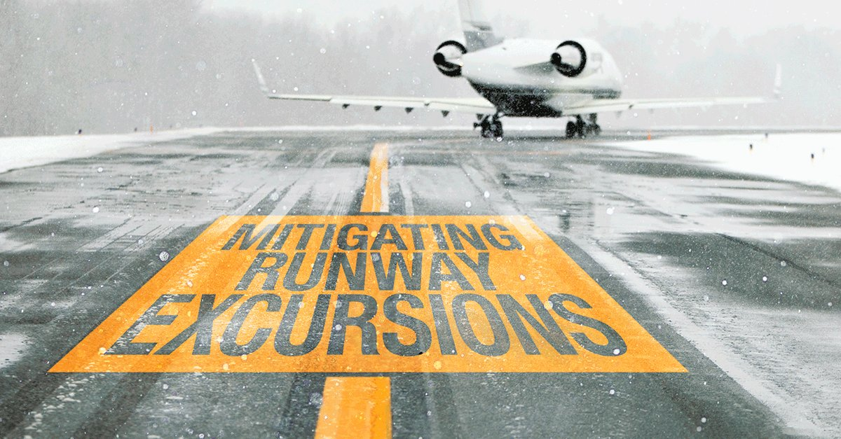 Understanding why runway excursions occur can help prevent accidents https://t.co/1qkO3oh1j2 #bizav https://t.co/0QvmsVUvgQ