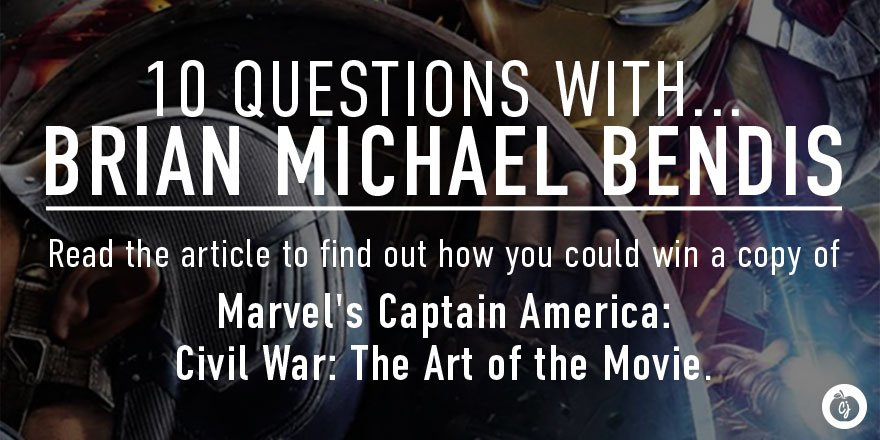Check out our Q&A w/ Marvel's @BRIANMBENDIS & learn how you could win! > https://t.co/JjKIIJAHLp #BENDISxBNCSweeps https://t.co/p3f7WKqCZH