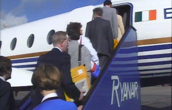 Sconti sulle tariffe dei bagagli per i voli low cost Ryanair