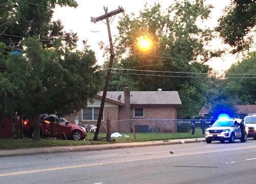 Nicholas Jackson Car Accident
