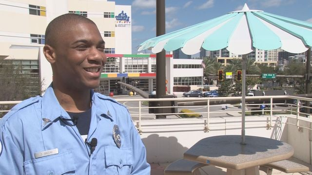 New paramedic, heart transplant recipient beat the odds