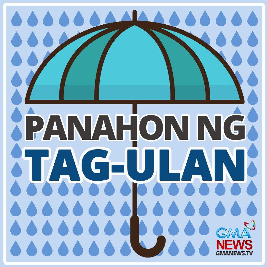 """Gma Latest News Update: GMA News Breaking On Twitter: """"JUST IN: @dost_pagasa"""