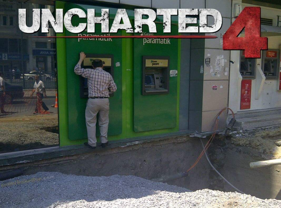 Uncharted 4: Cepbank's End geldi. https://t.co/jCj9Qfbw7m