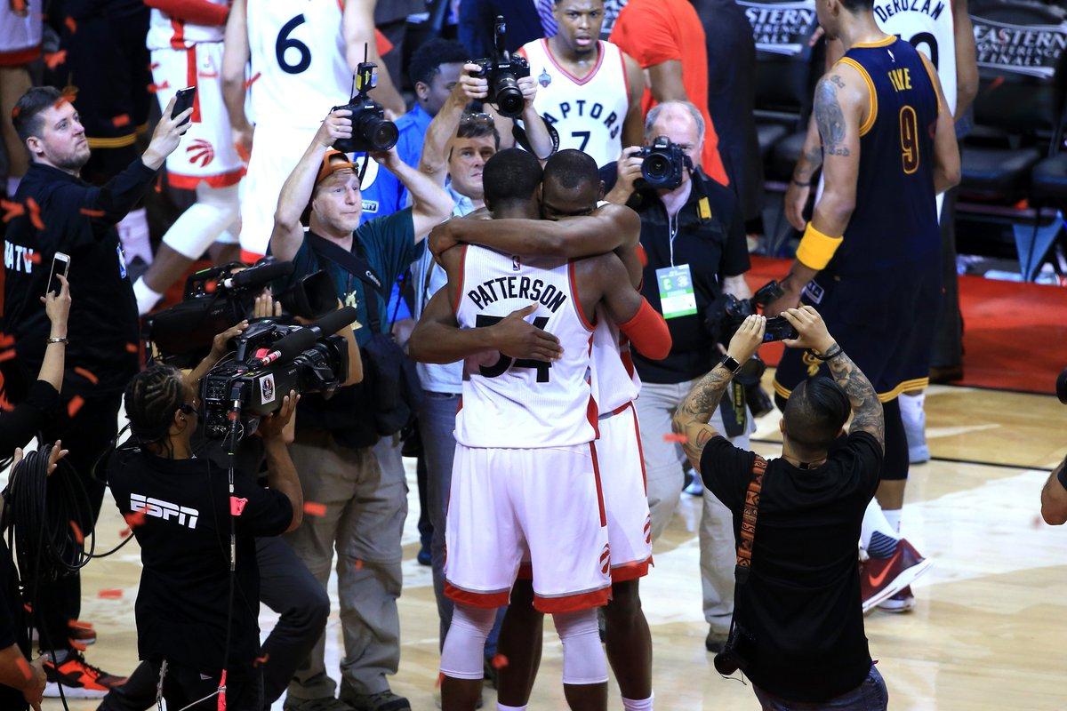 NBA.Toronto hesabı bərabərləşdirdi