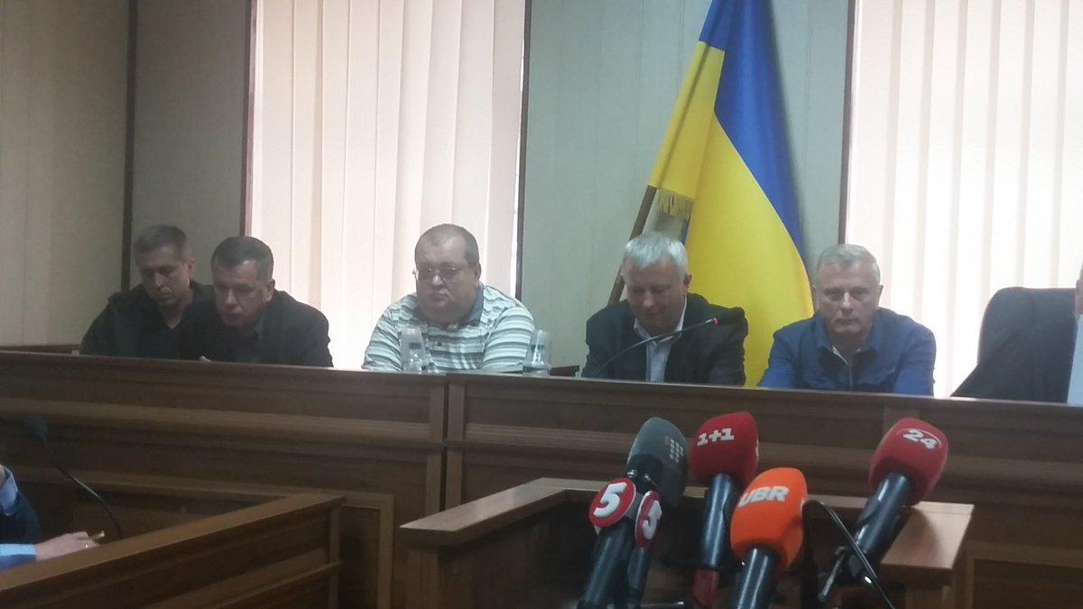 Все присяжные по делу об убийствах майдановцев взяли самоотвод в суде - Цензор.НЕТ 2419
