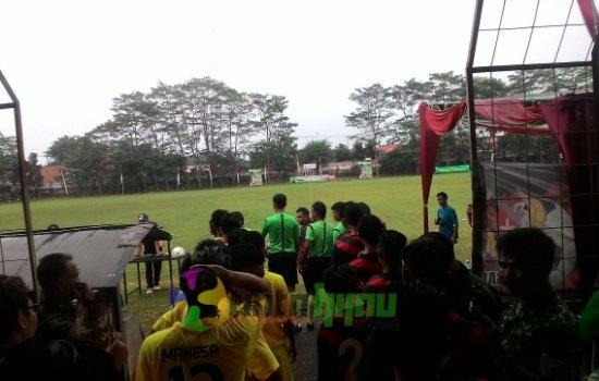 30 Kesebelasan Ikuti Kejuaran Sepak Bola U-19 Dandim Cup