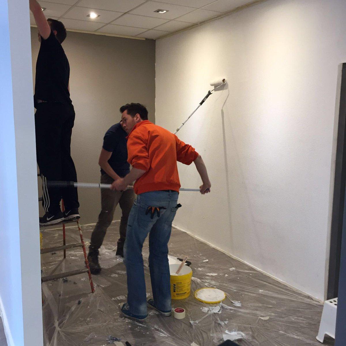 🛠 Verbouwing bij Shoots & More Den Bosch. Morgen zijn we weer open 📷😄