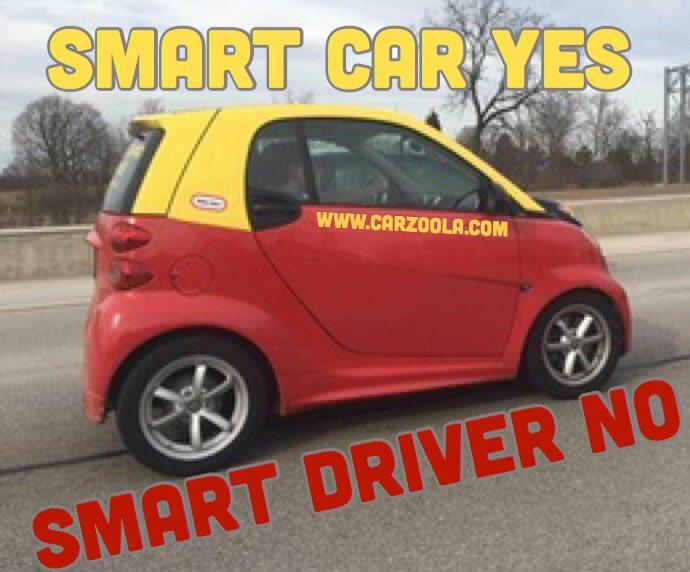 Carzoola Com On Twitter Smart Smartcar Car Cars Meme Toy
