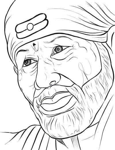 Line Art Sai : Newscast pratyaksha on twitter quot श्रीसाईसच्चरित अध्याय १