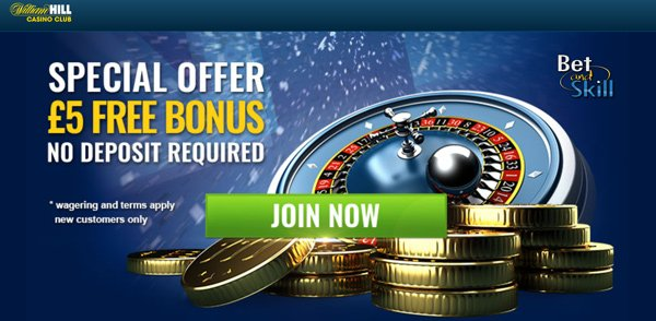 william hill free bet no deposit