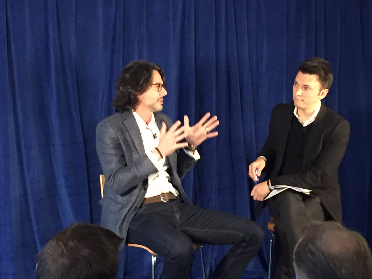 On our London stage w/ @fred_diblasio (l)  @InvidiTech w/ moderator Jon Watts of MTM at @SkyMediaUK  #addressableTV https://t.co/9APTHkixFi