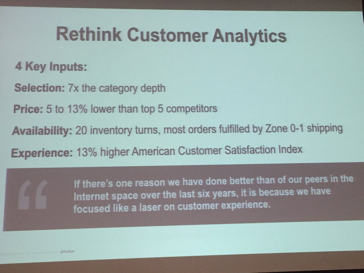 Rethink customer analytics  @TheGrok  #A4latam https://t.co/gT0VR0qkxi
