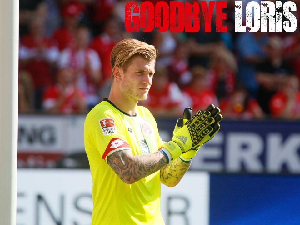 #GoodbyeLoris! Unser Keeper wechselt in die @premierleague zum @lfc @LFC_Deutsch