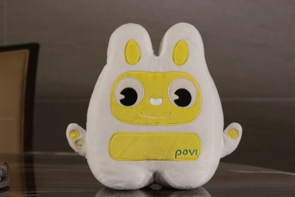 Povi Helps Kids Develop Crucial Social-Emotional Skills with Huggable Toy https://t.co/lMErZcTIJx https://t.co/fKAQlzeYUi