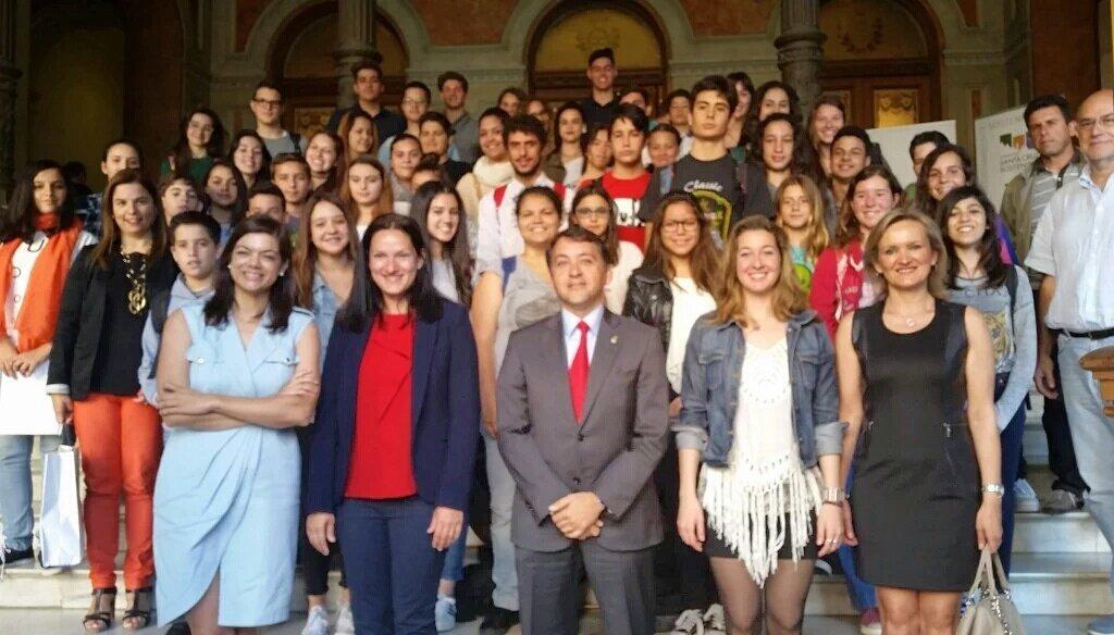 Sixta Garcia Medina On Twitter Alumnos Ies Las Veredillas Y El