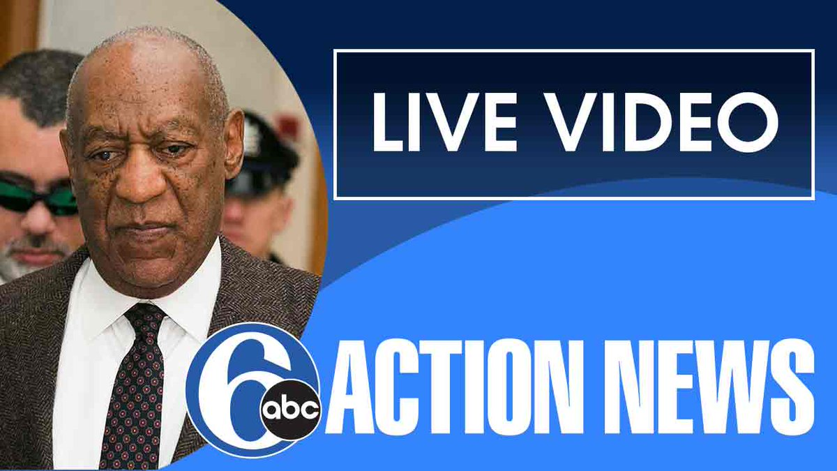 LIVE: Arrivals for Bill Cosby hearing @ Montgomery Co. Courthouse 6abc LIVE STREAM HERE: |
