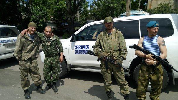ОБСЕ внесла предложения относительно безопасности при проведении выборов на Донбассе - Цензор.НЕТ 9274