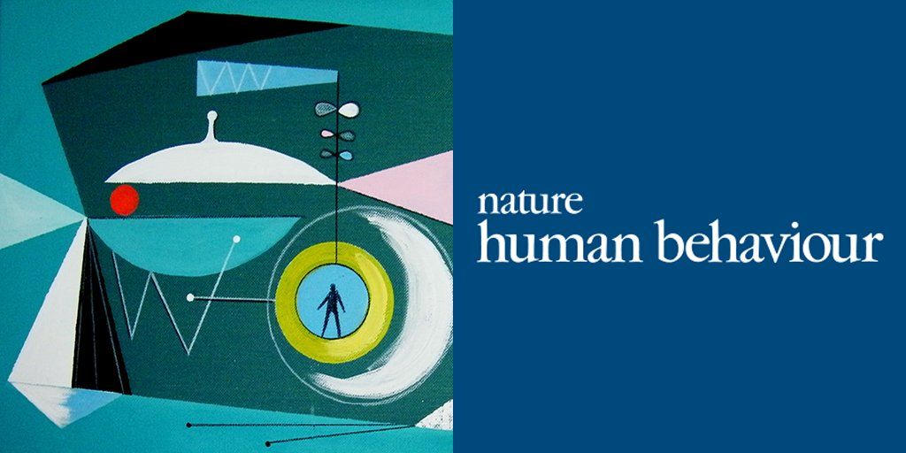 Nature Human Behaviour Embargo