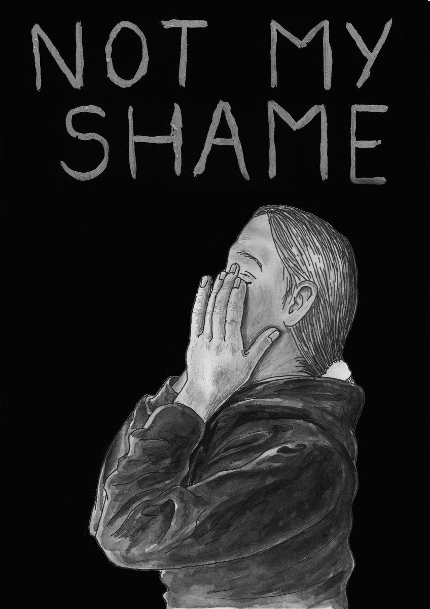 Not My Shame by Tamsin Walker https://t.co/2L67LhkIli  #womenwrites #graphicnovels https://t.co/2x7rtT9jAD